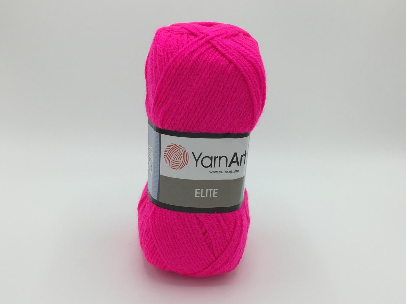 Fire tricotat - ELITE - Ticlam - 174 - Yarn-Art