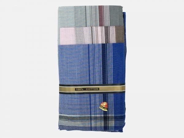 Batiste barbati - Multicolor - set 12 buc