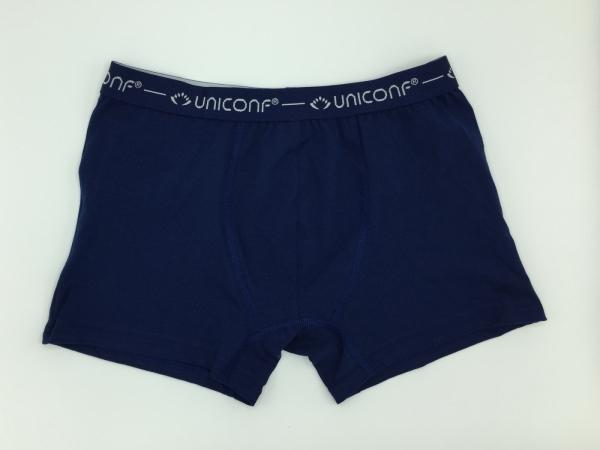 Boxeri barbati - Bleumarin - set 2 bucati - Uniconf BB08