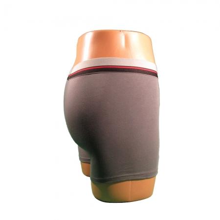 Boxeri barbati - Gri - set 2 bucati - Uniconf BB 116