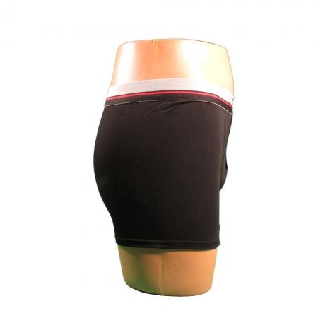 Boxeri barbati - Negru - set 2 bucati - Uniconf BB 116