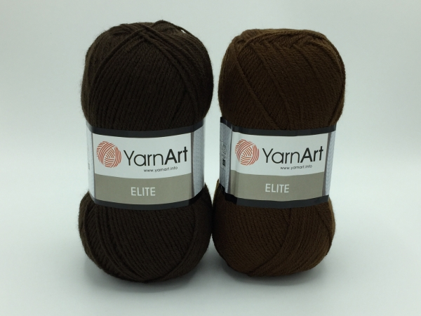 Fire tricotat - ELITE - Maro - Yarn-Art