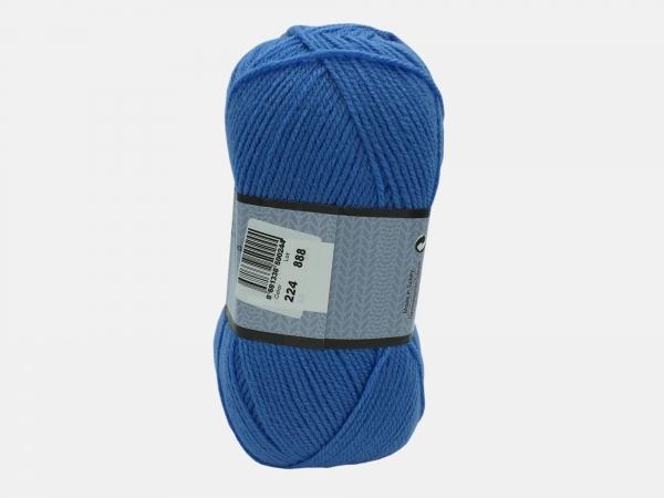Fire tricotat - ELITE - Albastru - 224 - Yarn-Art