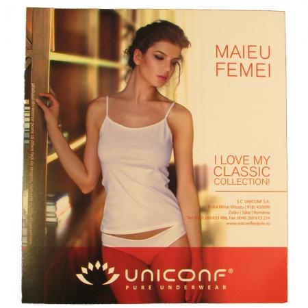 Maiou dama - Negru - set 3 bucati - Uniconf MF 13