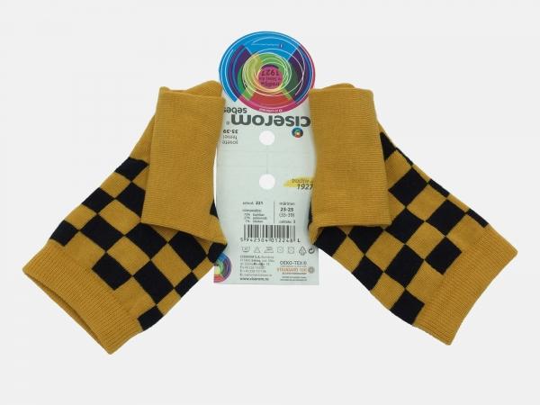 Sosete dama - Multicolor - set 5 perechi - Ciserom 221 model carou